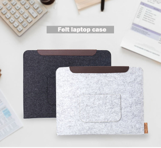 Felt Laptop Case Simple Macbook Sleeve Tablet Cover